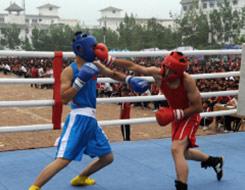 Boxing_Shaolin Xiaolong Kung Fu School